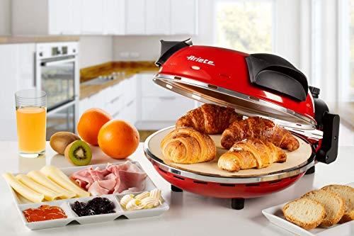 Ariete 909 985Herd Elektro Bon Cuisine, 30Liter, Rot