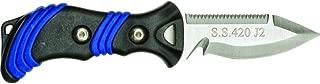 Innovative Scuba Concepts BCD Knife Point Black