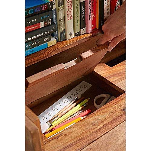 Furinno Sheesham Wood Writing Study Table