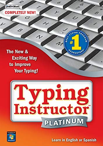 Typing Instructor Platinum 21 - Windows [PC Download]