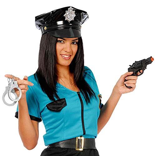 Guirca Fêtes gui16553 – Pistolet avec Menottes