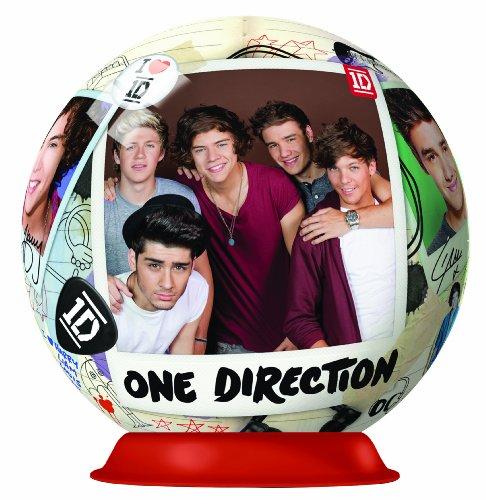 Ravensburger - Puzzle en 3D (72 Piezas), diseño de One Direction