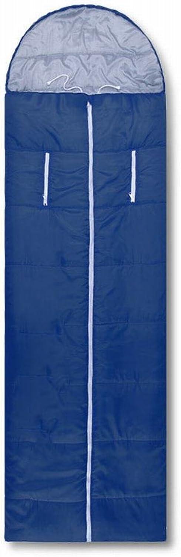 S&D Schlafsäcke Outdoor Erwachsene Verdickung Warme, Getrennte, Schmutzige Schlafsäcke Ultra - Leichte Camping - Doppel - Vier - Jahreszeit - Baumwolle Sorgen für Sichere Taschen B075H7LY2S  König der Quantität