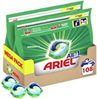 Ariel : Jusqu'à -40% sur une sélection de produits d'entretien du linge