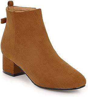 BalaMasa Womens ABS14059 Pu Boots