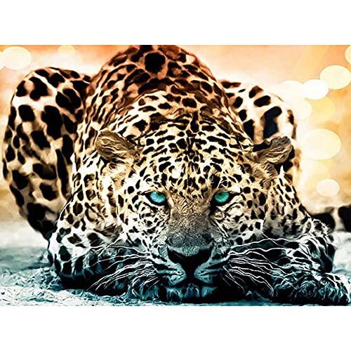 Puzzles para Adultos 1000 Piezas Leopard Puzzles para Adultos Puzzle 1000 Pcs Rompecabezas Adultos 1000 Piezas Puzzle Educativo Juguete Descompresión Juego Familiar