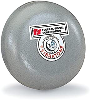 Federal Signal 504-120-1 Vibrations Bell Assembly, 120 VAC, 4