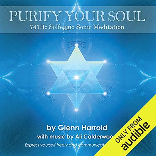 741hz Solfeggio Meditation audiobook cover art