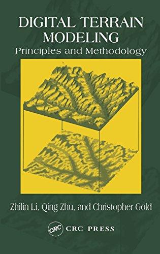 Digital Terrain Modeling: Principles and Methodology