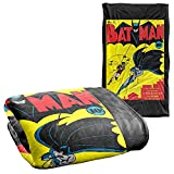 Batman Batman First Silky Touch Super Soft Throw Blanket 36' x 58',Batman First