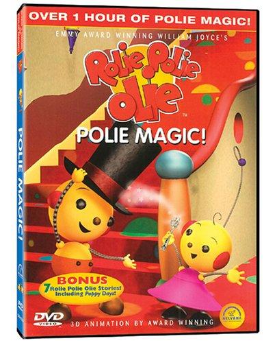 Rolie Polie Olie: Polie Magic