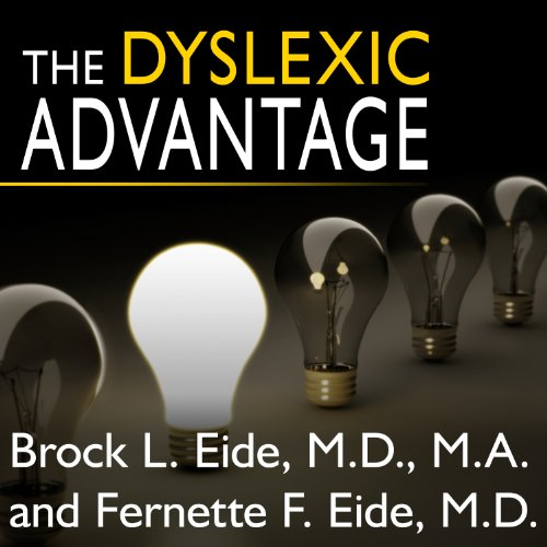The Dyslexic Advantage audiobook cover art