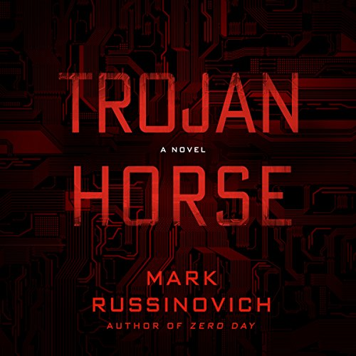 Trojan Horse audiobook cover art