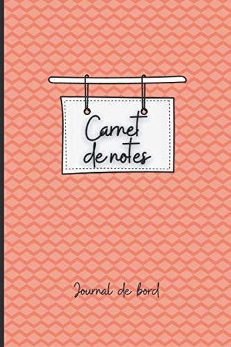 carnet notes: journal de bord (jardin secret)
