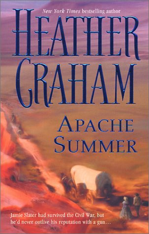 book cover of Apache Summer