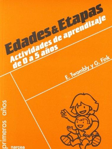 Edades y etapas: Actividades De Aprendiz (Primeros Años)