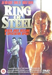 Ring of Steel (1994) is available on DVD (Region 2) from Amazon.co.uk