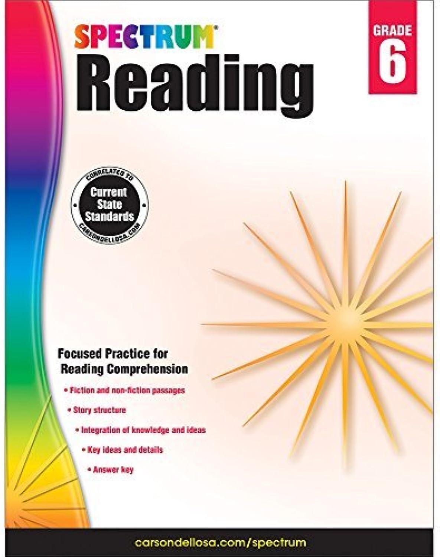 barato en línea Spectrum Reading Workbook Grade 6 6 6 by Cocheson-Dellosa  el estilo clásico