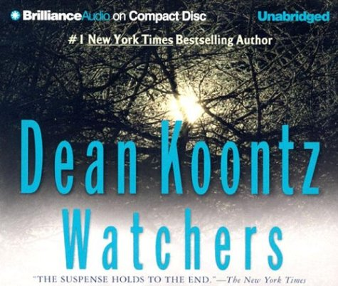 Watchers (Brilliance Audio on Compact Disc)