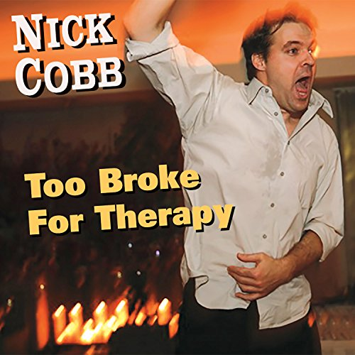 Too Broke for Therapy audiobook cover art