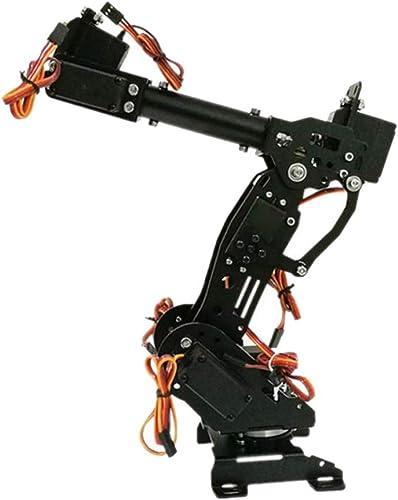 FLAMEER DIY Roboter Arm Mechanische Robotic Klemme Krallen für Arduino Learning