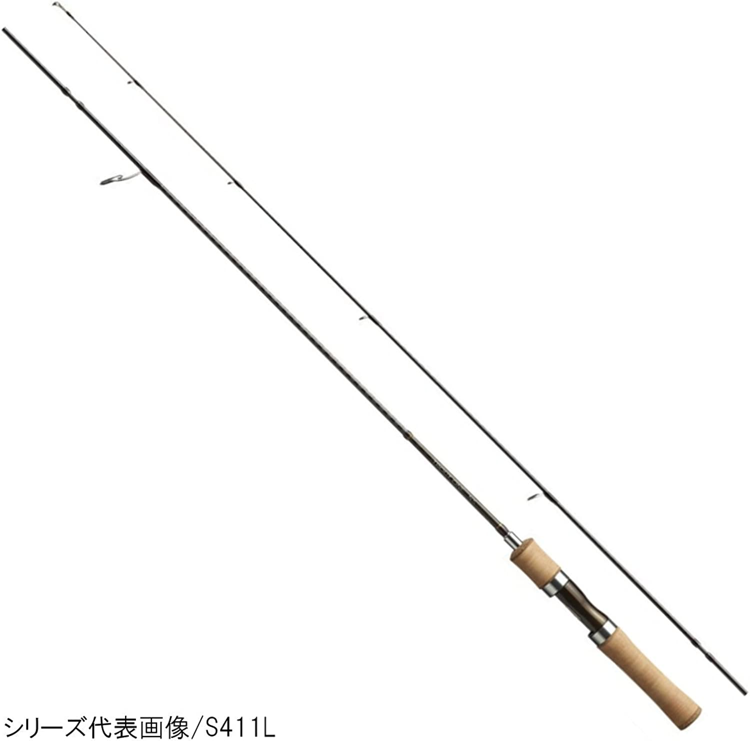 SHIMANO Trout ONE NS S53UL