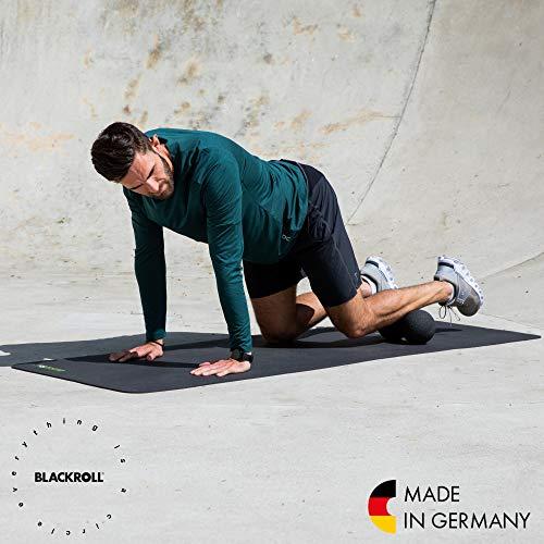 Blackroll DuoBall (Selbstmassagetool, groß 12 cm) schwarz - 4