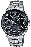 [カシオ] 腕時計 オシアナス Manta Bluetooth 搭載 電波ソーラー OCW-S5000ME-1AJF メンズ シルバー