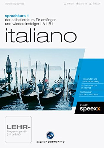 Hueber, Verlag GmbH & Co. KG interaktive sprachreise sprachkurs 1 italiano Bild