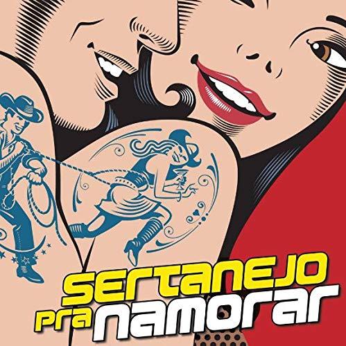 Sertanejo Pra Namorar [CD]
