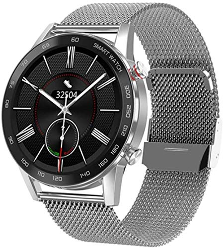 TYX-SS Smart Watch Bluetooth Call Ip68 Impermeable ECG Alarma de frecuencia cardíaca Sueño, Smart Watch Business Sports-mi