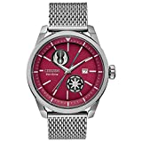 Citizen Men's Star Wars Classic Japanese Quartz Stainless Steel Strap, Gray, 22 Casual Watch (Model: AW1366-83W)