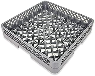Crestware RBPT Base for Plate & Tray Dish Rack, Standard, Silver