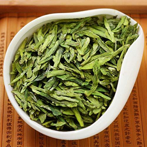 250g (0.55LB) Berühmte gute Qualität Drache-Brunnen-chinesischer Frühling Longjing grüner Tee für Gesundheit langes jing Tee chinesischer Tee Grünes Lebensmittel