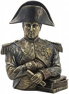 Veronese (ヴェロネーゼ) ナポレオン・ボナパルト 胸像 皇帝 置物 フィギュア