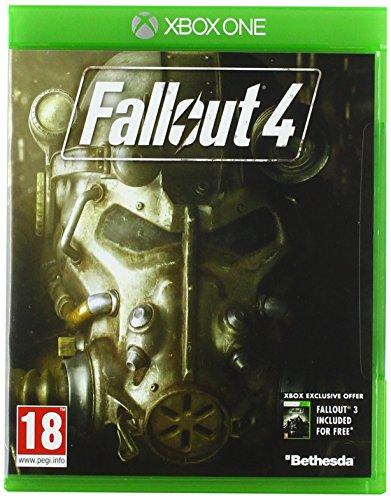 Fallout 4 - Xbox One [Importación inglesa]