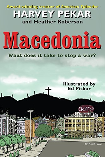 Macedonia: What Does It Take to Stop a War? (English Edition)