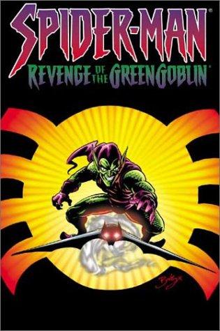 Spider-Man: Revenge Of The Green Goblin TPB