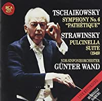 Tchaikovsky: Symphony No. 6 'Patheti by Gunter Wand (2012-02-07)