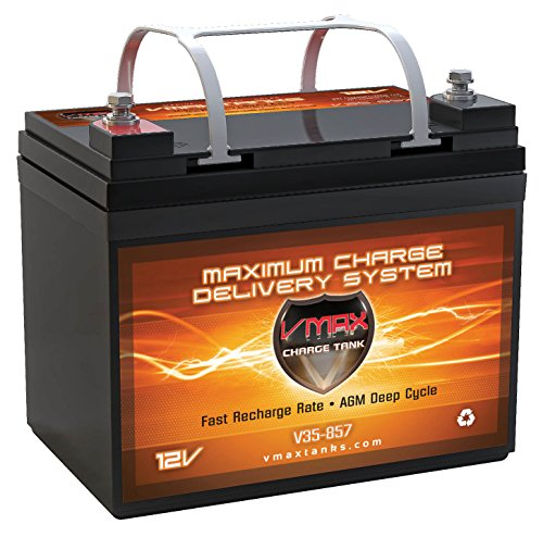 VMAX857 AGM Group U1 Deep Cycle Battery...