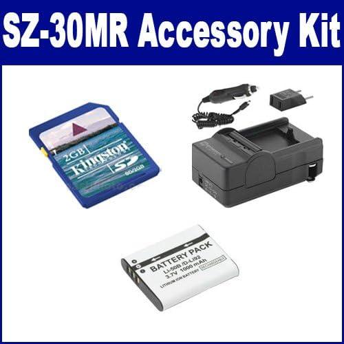 Olympus SZ-30MR Digital quality assurance Camera Accessory Max 72% OFF SDLI50B B Kit Includes:
