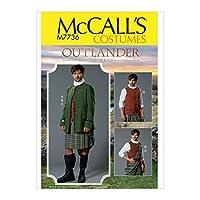 McCalls Mens Costume-46-48-50-52