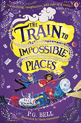 The Train to Impossible Places by PG Bell
