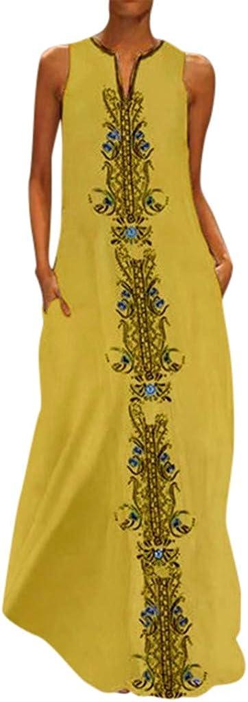 Sale Genuine SALE% OFF UQGHQO Summer Dresses for Women Bohemian S Fashion Vintage