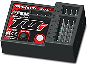 Traxxas 6533 TQi 2.4GHz Micro Receiver with Telemetry & TSM (5-channel)