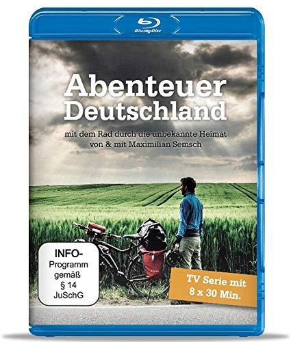 Abenteuer Deutschland: mit dem Rad durch die unbekannte Heimat [Blu-ray]