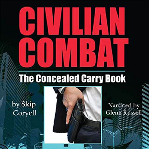 Civilian Combat audiobook cover art