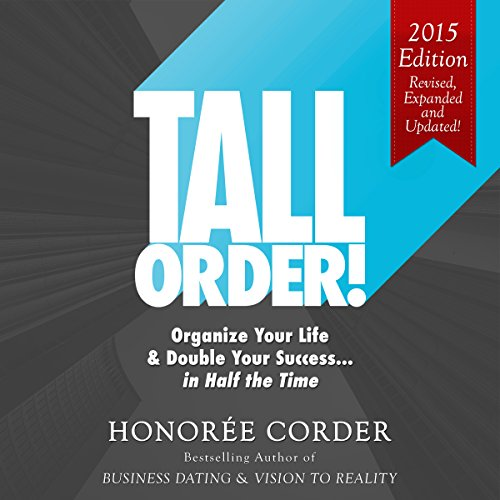 Tall Order! cover art