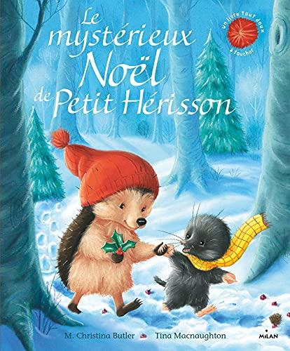 Le mystérieux Noël de Petit Hérisson
