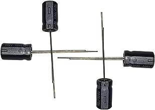 10uF 100V 6.3X11 +/-20% -40 to +105°C 100 PCS Aluminum Electrolytic Capacitors